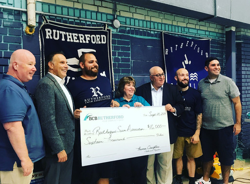 Rutherford Swim Association Grand Opening