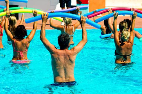 Water Aerobic Classes