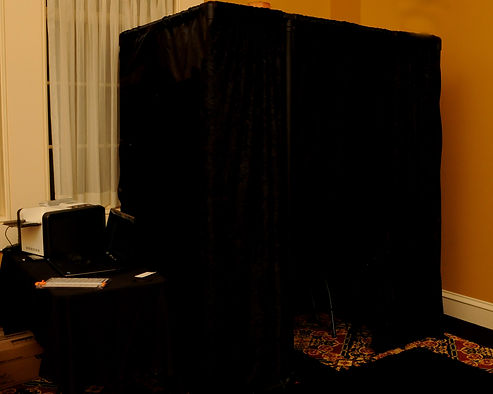 Enclosed Booth, Closed Photo Booth