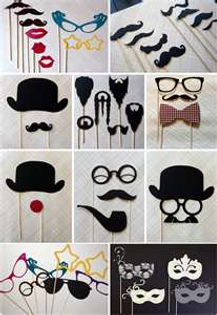 Personal Expressions Photo Booths offers a great varety of Props.