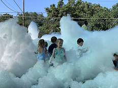Foam Party Bubble Bus