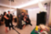 Open Photo Booth, Studio Style, Re Carpet Style Photo Booth