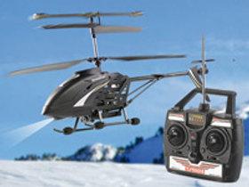 Simulus Hubschrauber mit Kamera