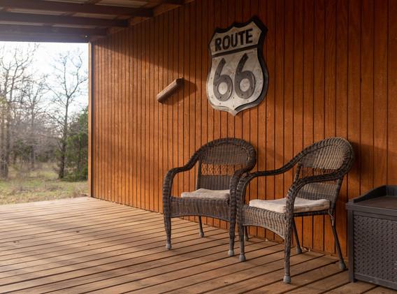 Route 66 Cabin
