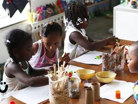 aeioTU: ejemplo de educación de calidad en la primera infancia en Colombia