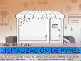 Innovación tecnológica: la digitalización de PYMES