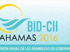 Reunión anual del BID/CII