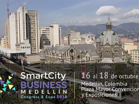 El Smart City Business se realizó exitosamente en Medellín entre el 16 y el 18 de octubre