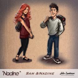 SAM AND NADINE DESIGN