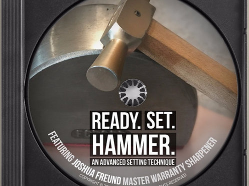 Ready. Set. Hammer. - An Advanced Setting Technique