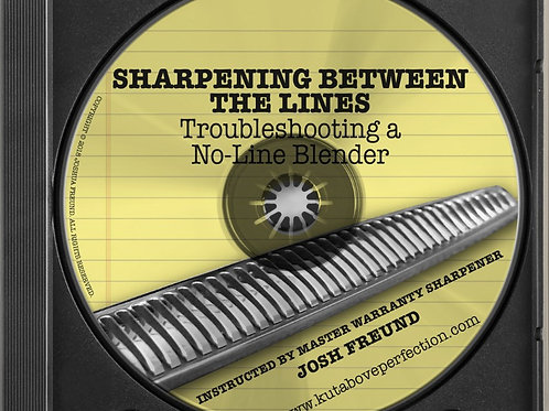 Sharpening Between The Lines - Troubleshooting a No-Line Blender