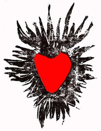 Hesi Glowacki Burning Heart