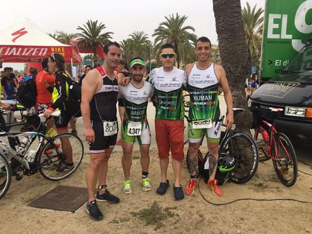 Triatlón Sprint de Mataró