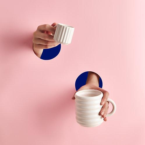 Ripple Mugs 2'li Set