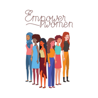 Create spaces for young women around the world to thrive
