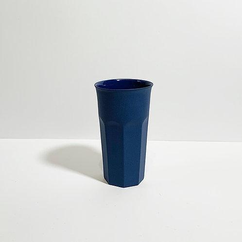 Büyük Kobalt Mavi Italy Bardak