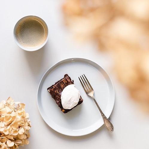 Flat Tatlı / Kahvaltı Tabağı