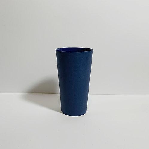 Kobalt Mavi Büyük Bardak