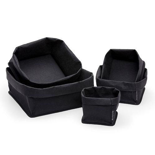 Tray Box Black / White