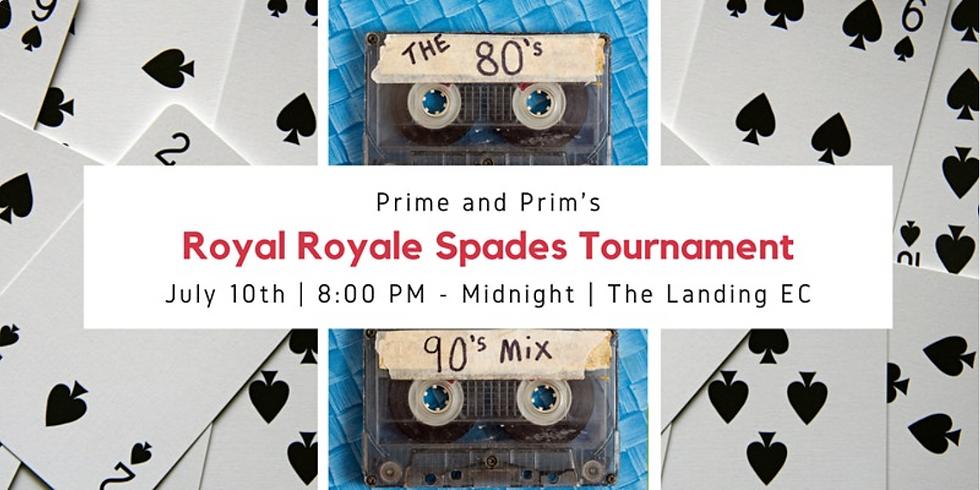 Royal Royale - 80s/90s Night