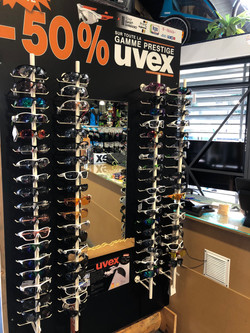 Lunettes UVEX