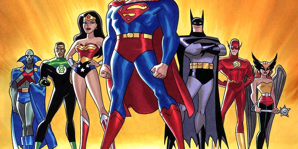 Spéciale Super Heroes JAYLAND CRISSIER