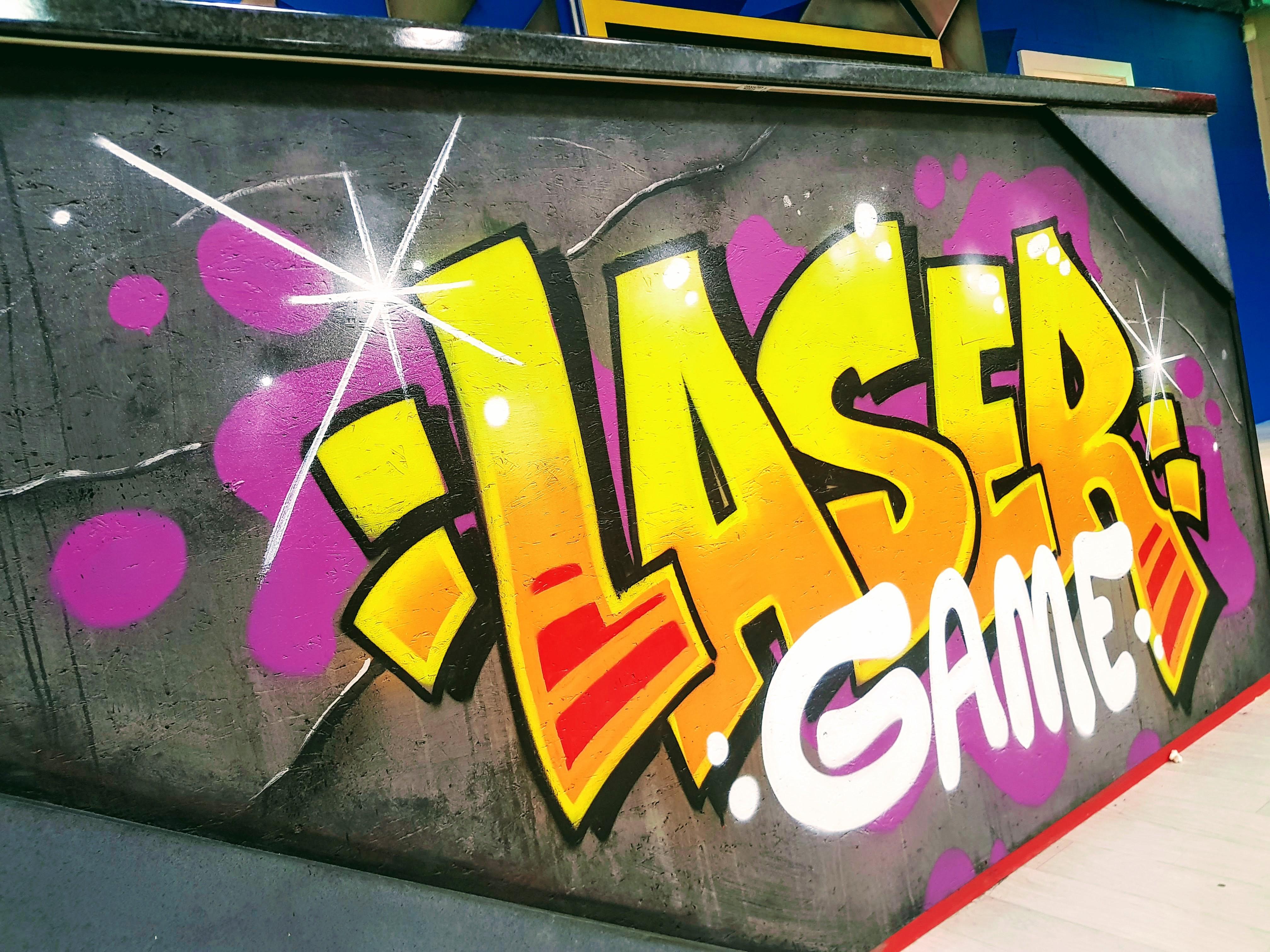 Laser Games - JayLand Gland