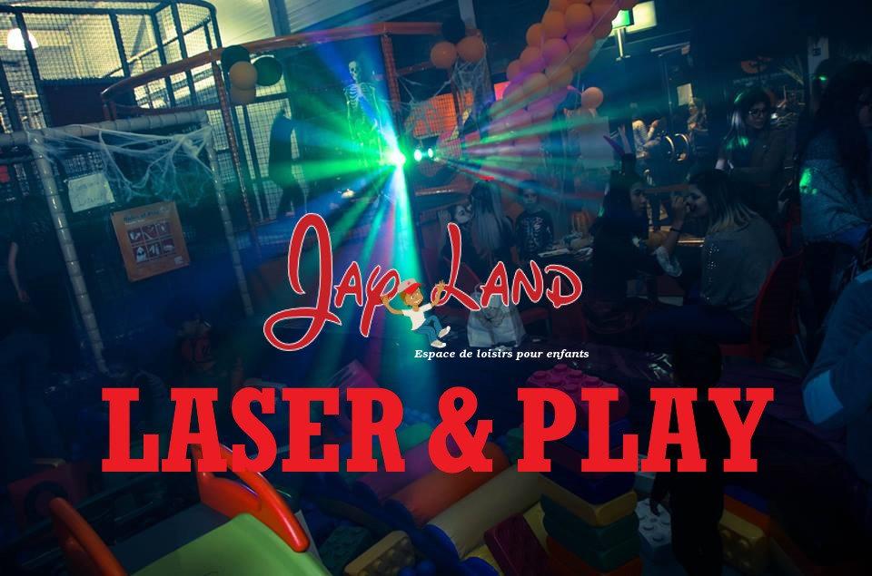 LASER & PLAY Laser Games - JayLand Gland