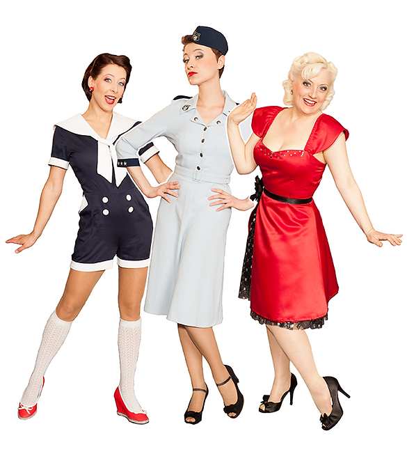 Swing Musik, Boogie, Rockabilly Comedy Show Band
