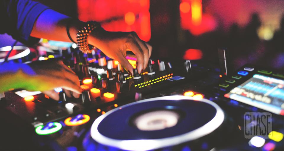 DJ Digital Table