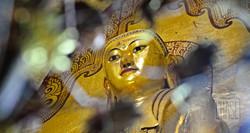 Buddha Statue in Ananda Temple
