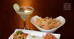 Margarita, Chips and Dips