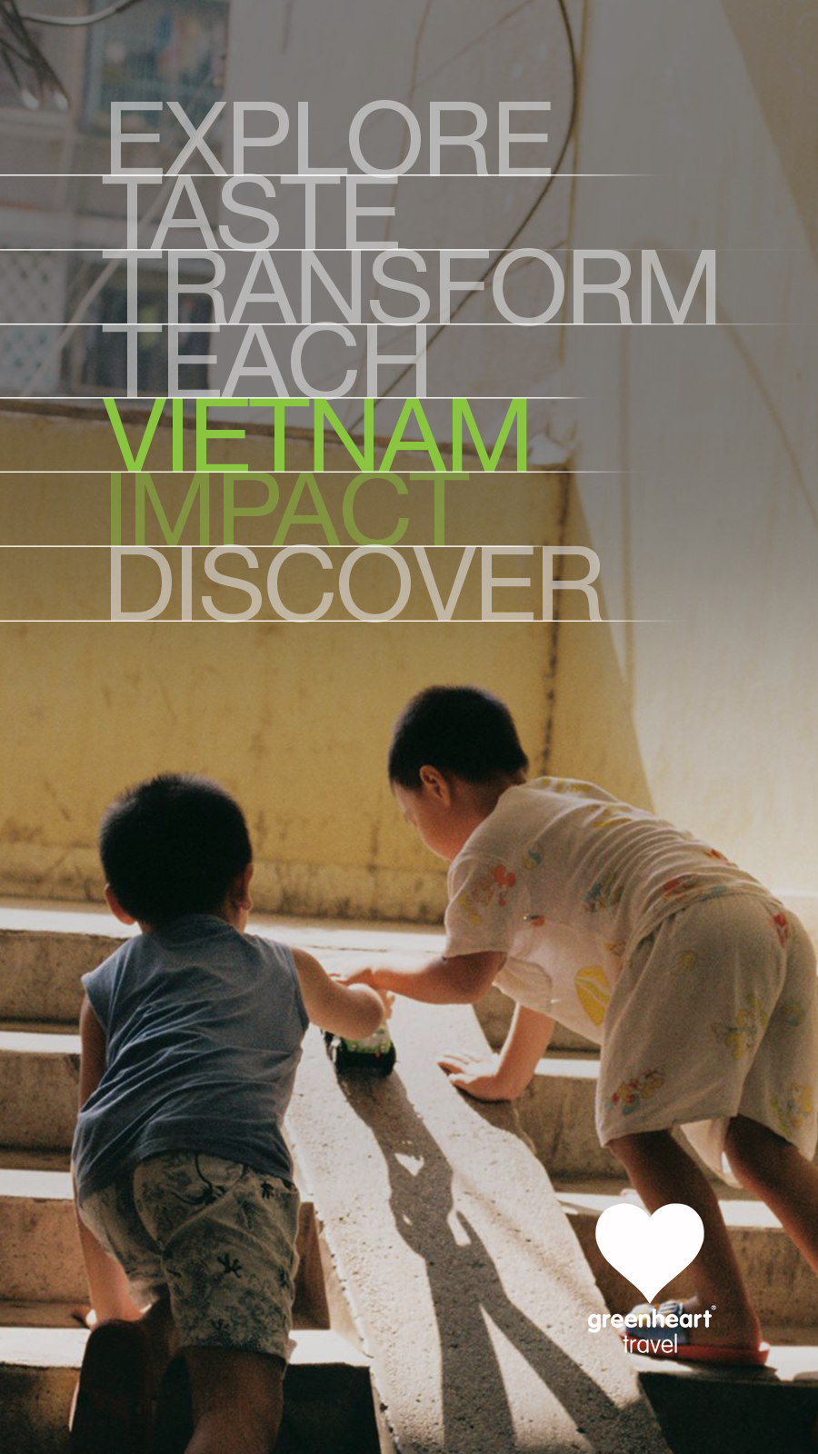 Teach in Vietnam Instagram Story