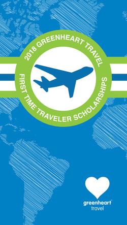 Traveler Scholarships Snapchat Intro