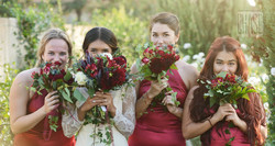 Bridal Wedding Party in France