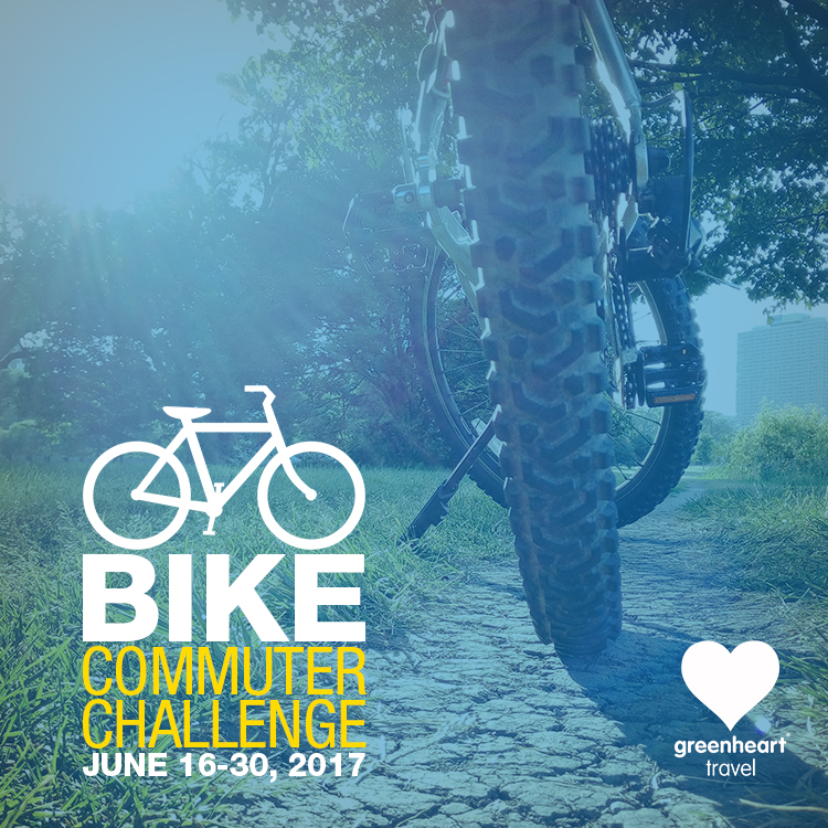 Bike Commuter Challenge Social Post