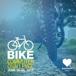 Bike Commuter Challenge Social Post