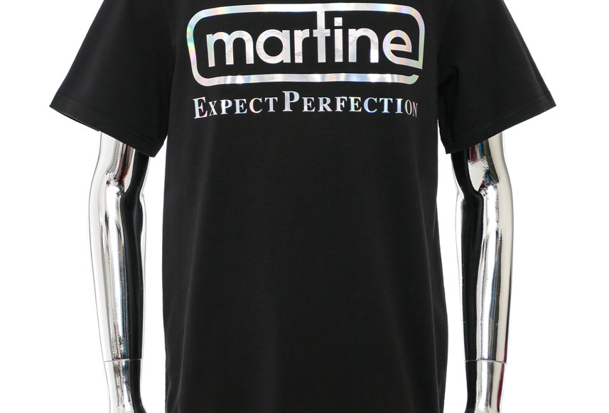 Martine Rose / Perfection T-Shirt / Black