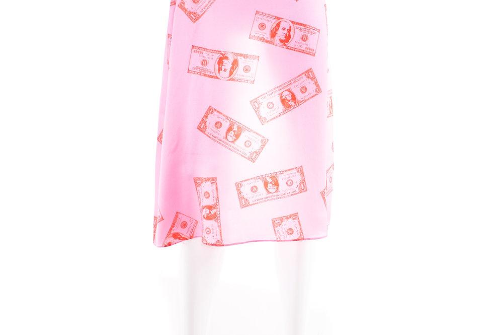 Ashley Williams / Slip Skirt / Dollars