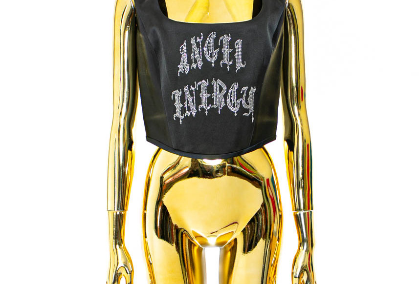 Ashley Williams / Corset / Angel Energy