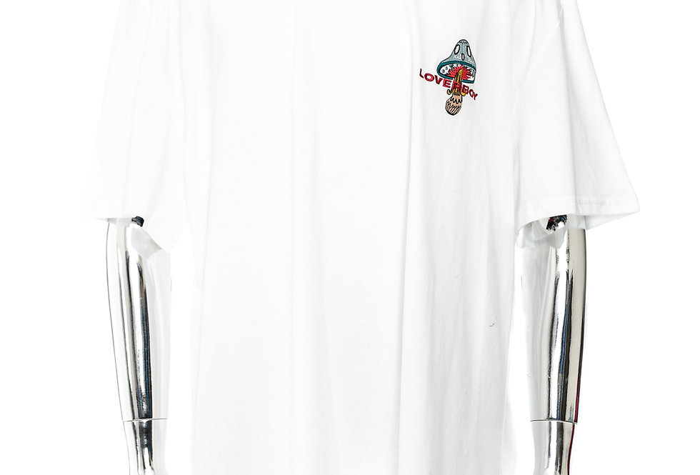 Charles Jeffrey / Loverboy Art Gallery Tee / White