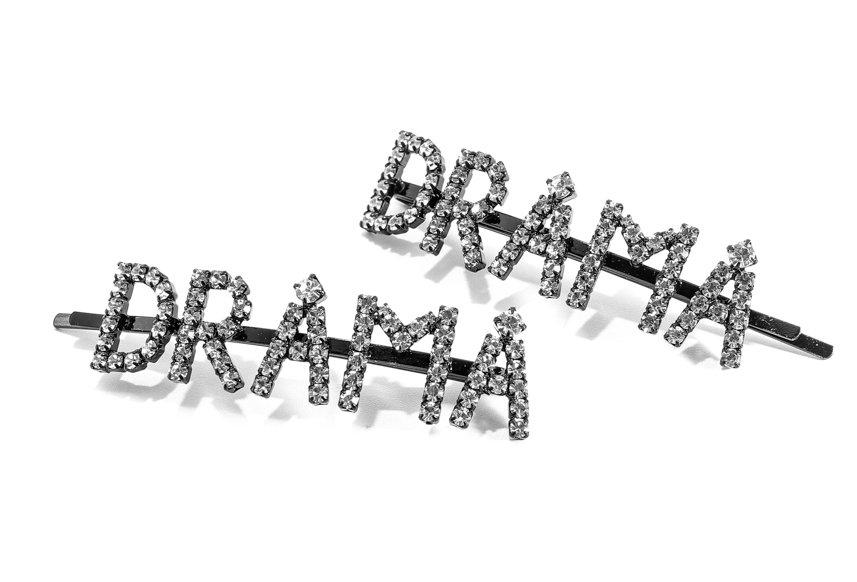 Ashley Williams / DRAMA HAIRPIN