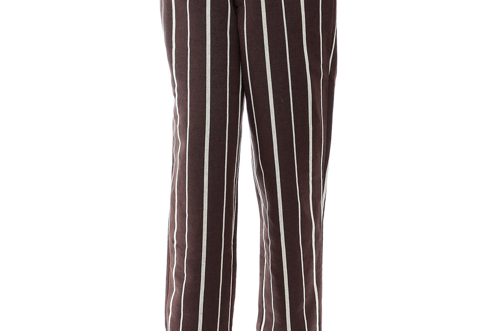 BODE / COUNTRY CLOTH SIDE TIE TROUSER