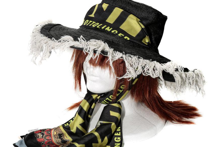 OTTOLINGER / Denim Hat / Black