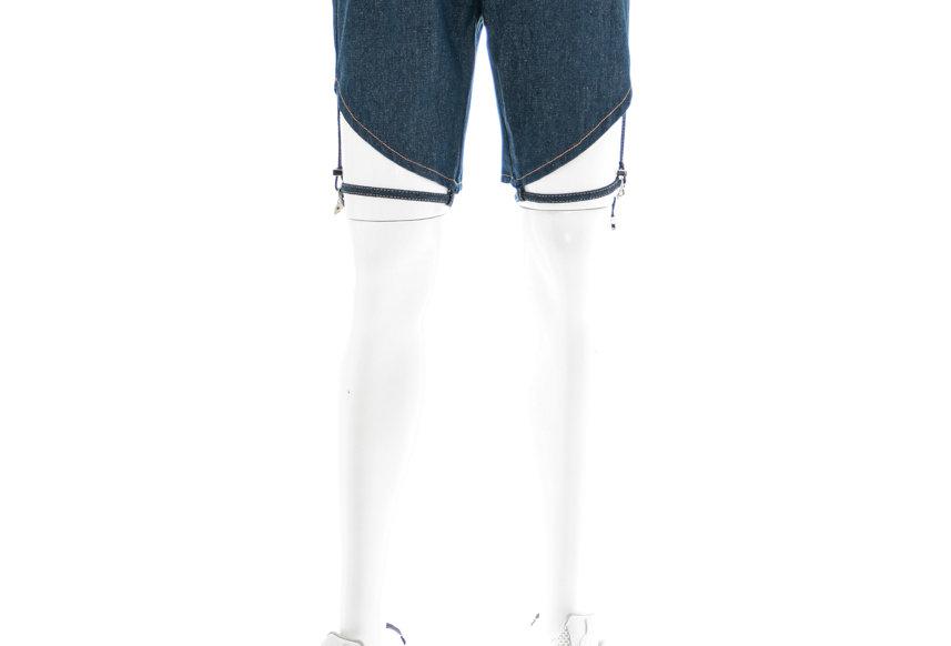 NODRESS / Bandage Denim Shorts