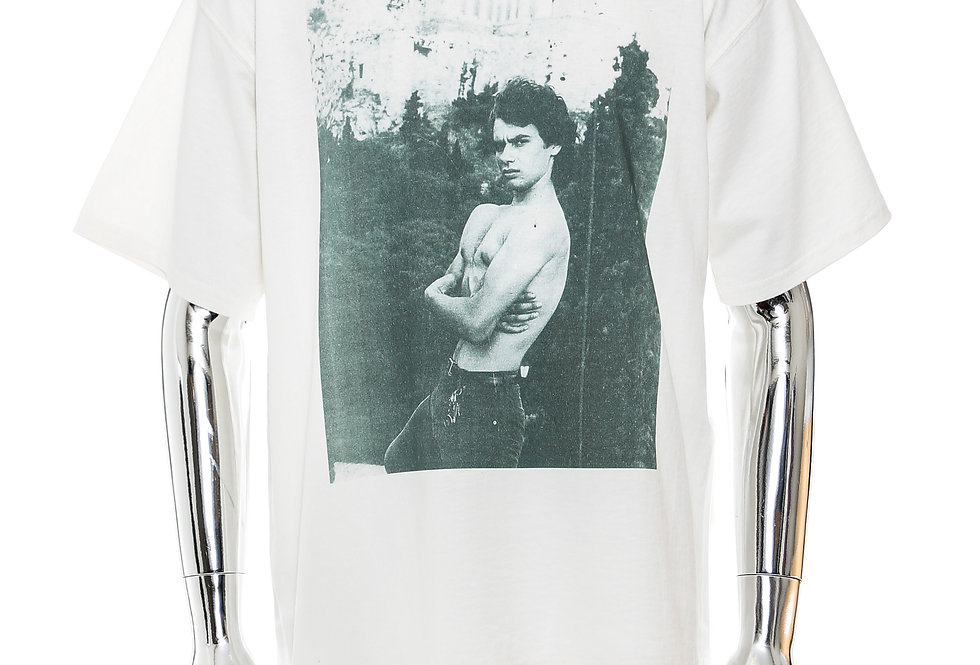 MAGLIANO / KRAXIMO T-SHIRT 1 / DIRTY WHITE