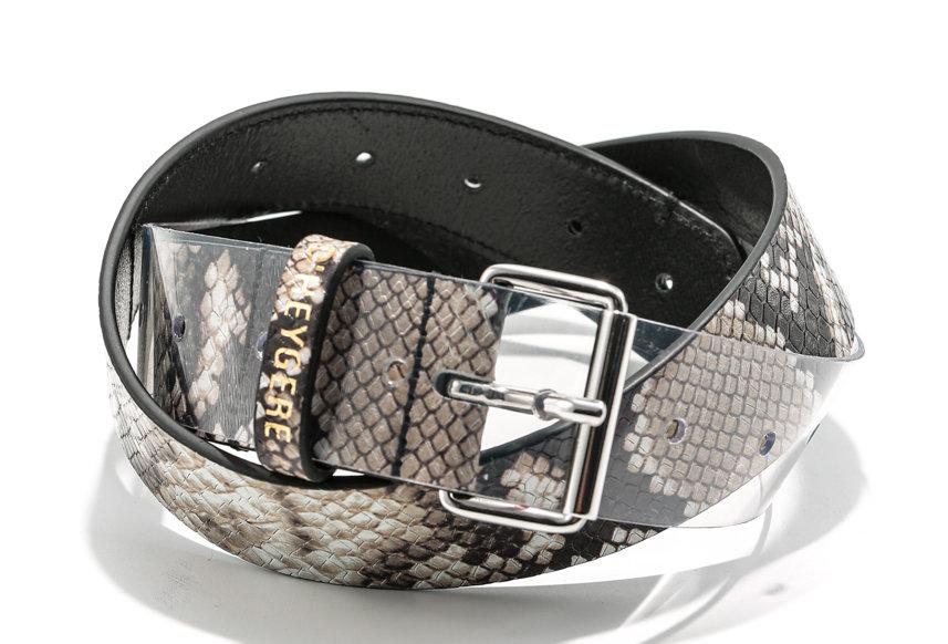 D'HEYGERE / 3/4 Belt / Python