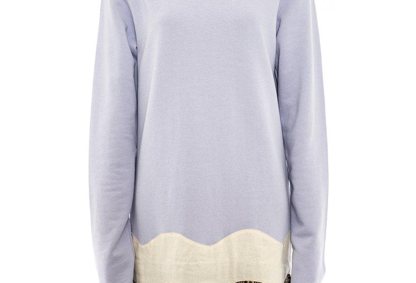 Stefan Cooke / T-shirt Dress / Black,Calico,Brown