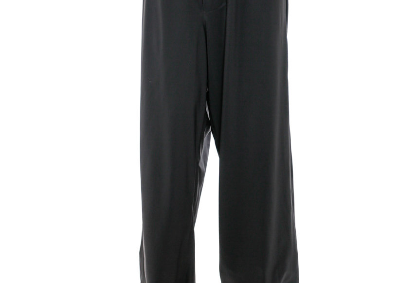 GR10K / ULTRASOUND TROUSER / BLACK