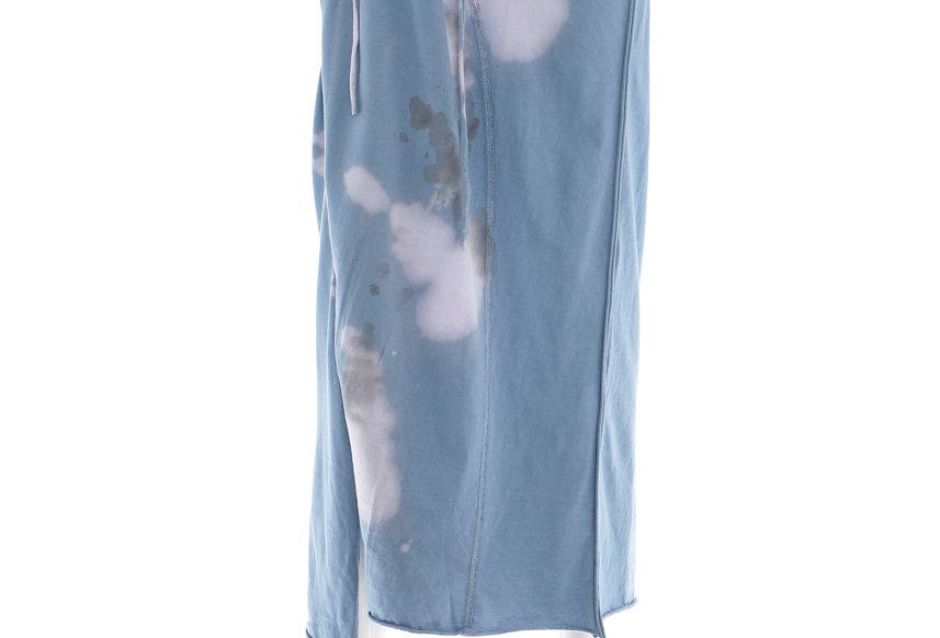 OTTOLINGER / Wrap Skirt Cloud / Blue Cloud